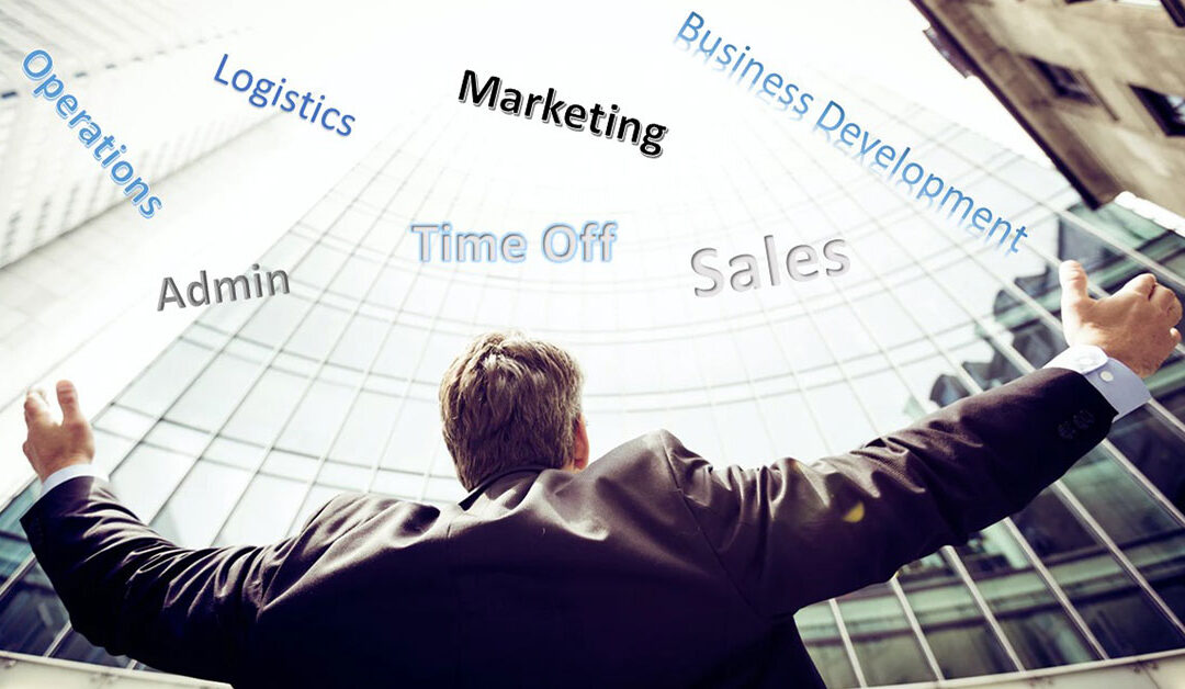 Small business owners – Are you doing too much?