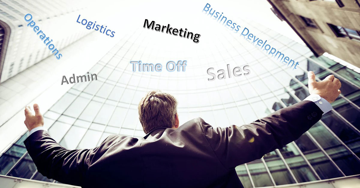 Small business owners - are you doing too much?